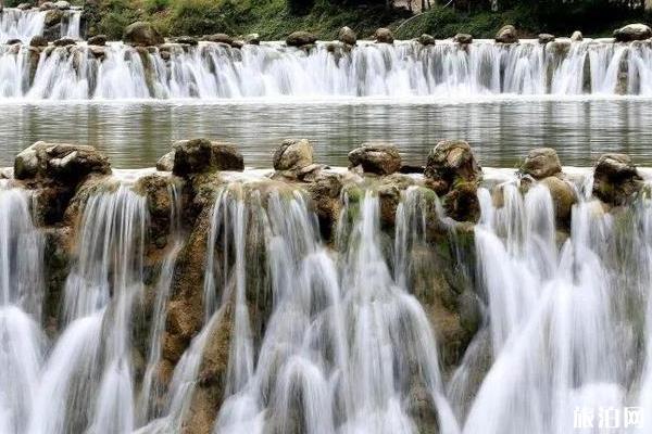 隴南宕昌官鵝溝景區圖片