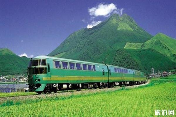 日本火车布院之森号打卡攻略