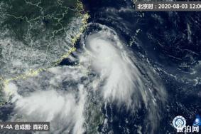 台风黑格比影响范围 2020年八月台风哪些城
