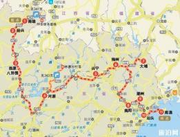 广东自驾游最美路线推荐