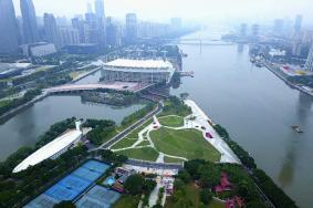 2020广州二沙岛地址交通及游玩攻略