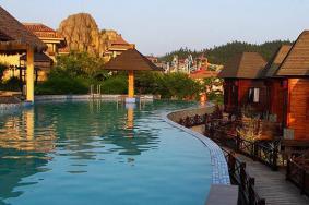 2020黑龙江龙腾生态温泉度假庄园景点介绍 龙腾生态温泉度假庄园门票交通天气