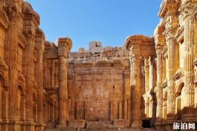 黎巴嫩人口2020和景点推荐