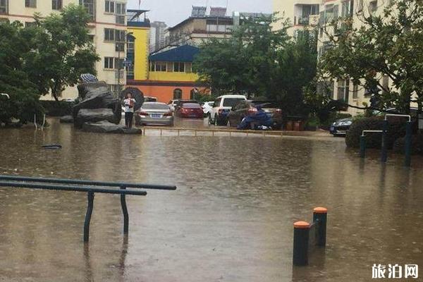 2020年八月昆明暴雨最新消息 昆明暴雨影响道路交通