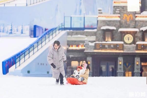 成都融创雪世界好玩吗 成都融创雪世界攻略