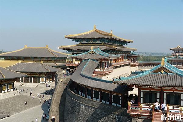 襄阳唐城影视基地有什么好玩的 主要景点有哪些
