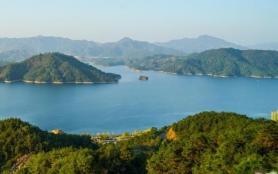 太平湖風景區游記
