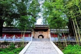 2020湖北白竹园寺门票交通 白竹园寺景点介绍