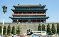 北京正阳门在哪里 北京正阳门是前门吗