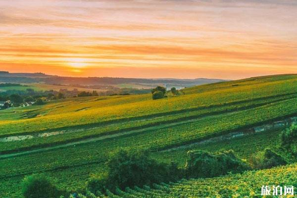 法国养护旅行率旅游路线和特征庄园旅游地推荐