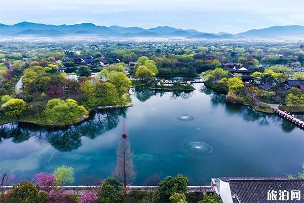 2020十一杭州西溪湿地洪园旅游攻略