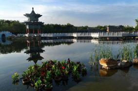 2020金昌金川公园门票交通天气 金川公园开放时间旅游攻略
