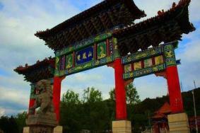 2020平凉双凤山公园门票交通 双凤山公园旅游攻略