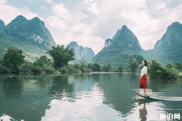 桂林观光攻略一定要去景点-票和时间