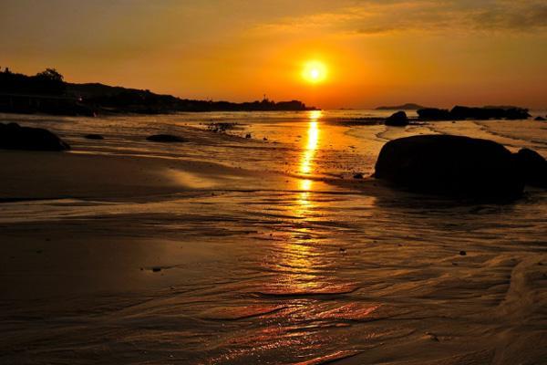 廈門的海邊哪里最好玩 鼓浪嶼哪個沙灘比較好