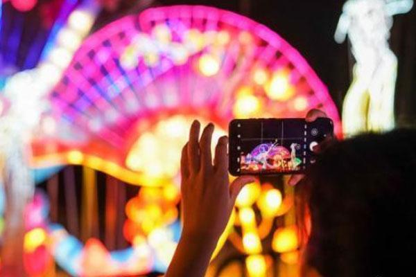 2020南宁青秀山国庆节灯展开放时间地址和交通指南
