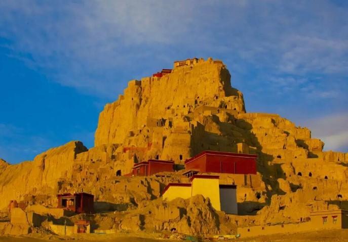 西藏札达土林国家地质公园地质遗迹及主要景点
