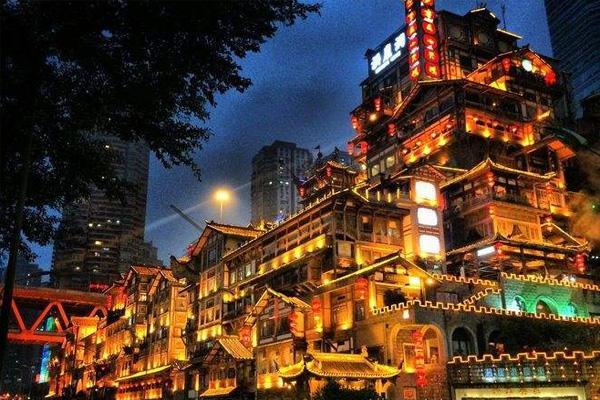 2020重庆国庆出游推荐 门票及路线