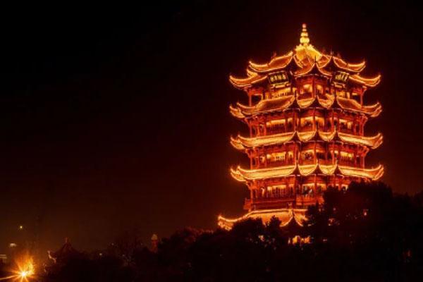2020武汉黄鹤楼开放夜游门票 购票及优惠政策
