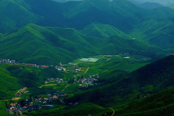 莫干山风景区旅游攻略
