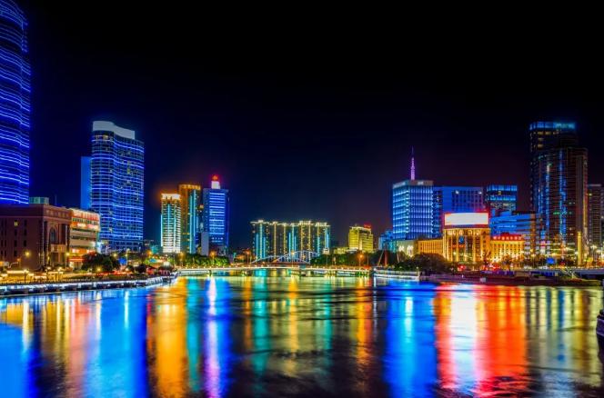 2020寧波國慶燈光秀時間地點匯總