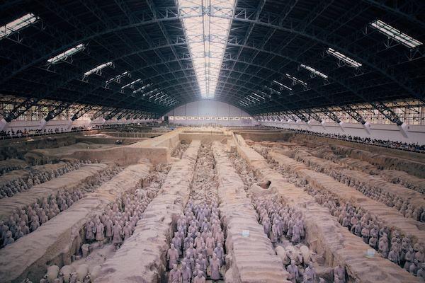 西安秦始皇陵博物院十一参观指南