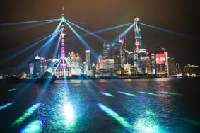 2020上海浦江光影秀几点开始 国庆表演什么时候结束
