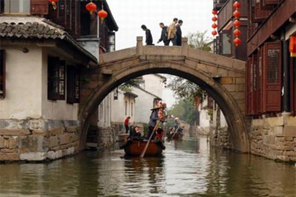 上海到周庄的自驾游攻略景点-票-交通