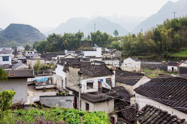 宣城有哪些古村落