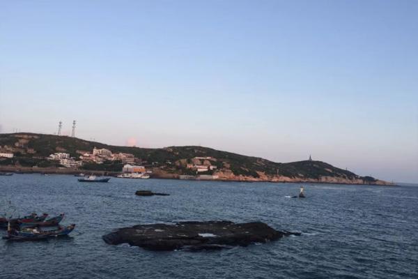 浙江东极岛自驾旅游攻略