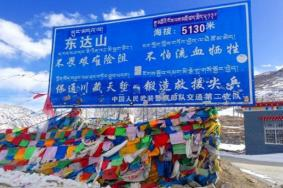 川藏线什么时候去最合适 川藏线318自驾攻略