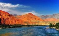 黄河丹霞地貌在哪 黄河丹霞地貌好玩吗