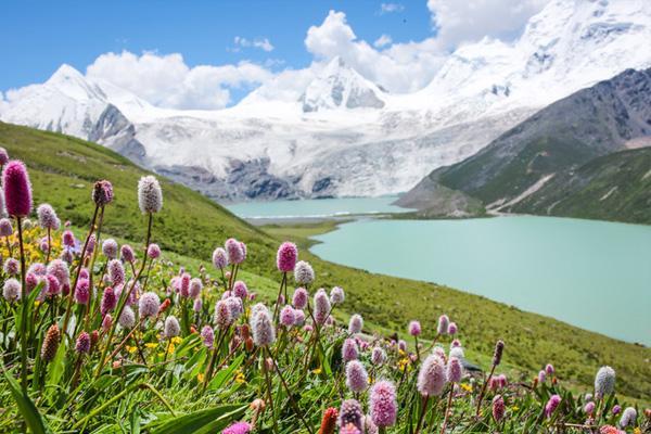 西藏小众秘境 萨普神山几月去最好