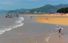 霞浦大京沙灘游玩攻略