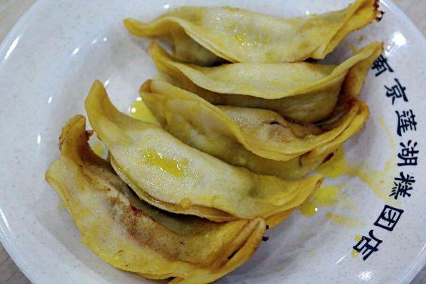 南京美食特色