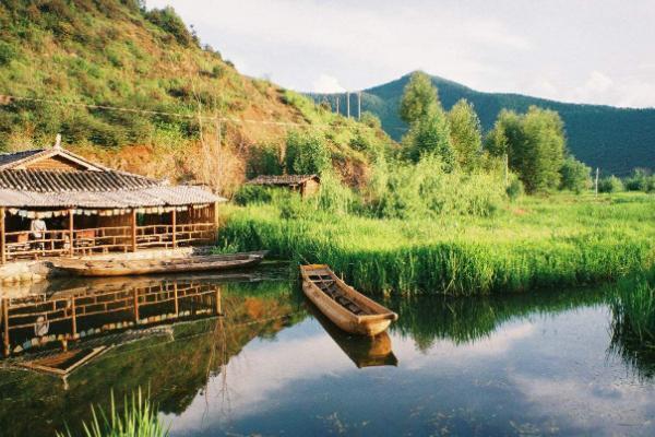 瀘沽湖環湖攻略