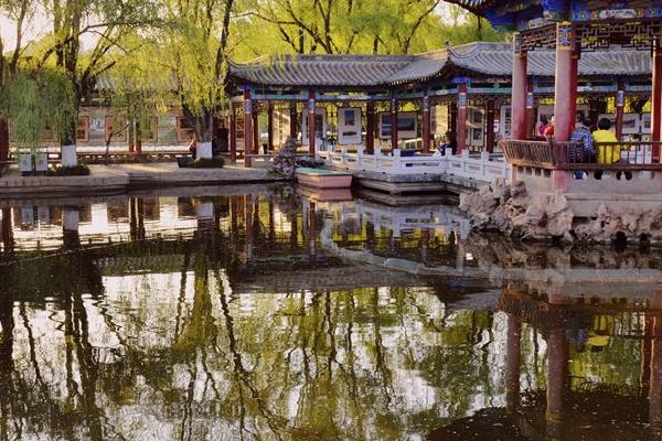 2020昆明翠湖公园旅游攻略 昆明翠湖公园交通