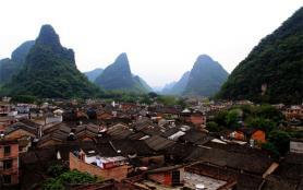 黃姚古鎮旅游攻略景點必去 推薦