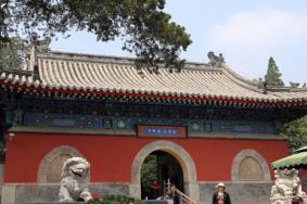 北京大覺寺祈福注意事項