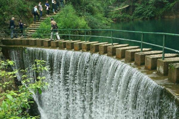 大奇山国家森林公园旅游攻略 交通门票