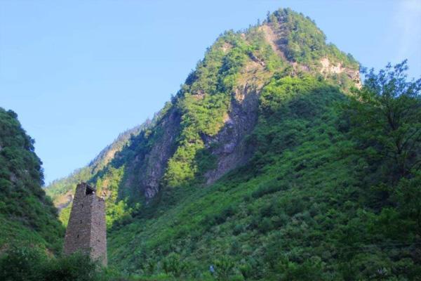 汶川阿尔沟门票及旅游攻略