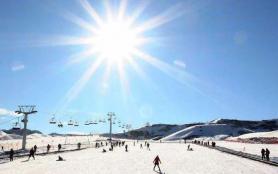 大明山滑雪場開放時間2020
