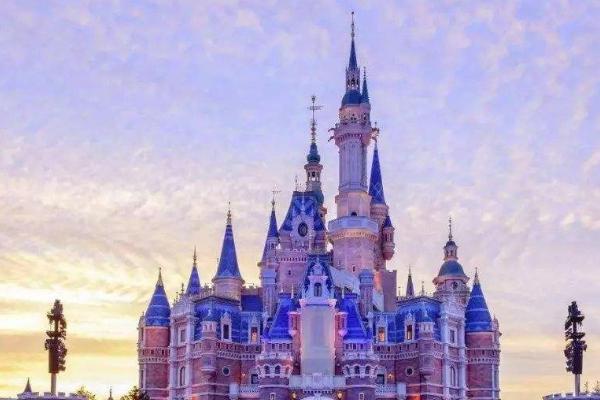 上海迪士尼有哪些好玩的項目