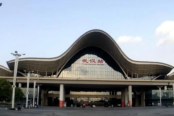 武漢有幾個火車站  車站概況
