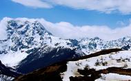 白馬雪山海拔多少米 最佳旅游時間