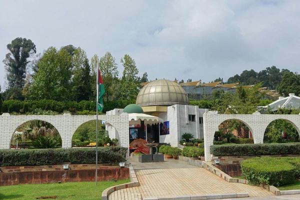 世界園藝博覽園在哪里 世界園藝博覽園交通門票信息
