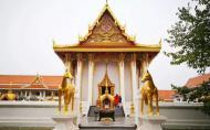 曼谷金山寺開放時間地址及游玩攻略