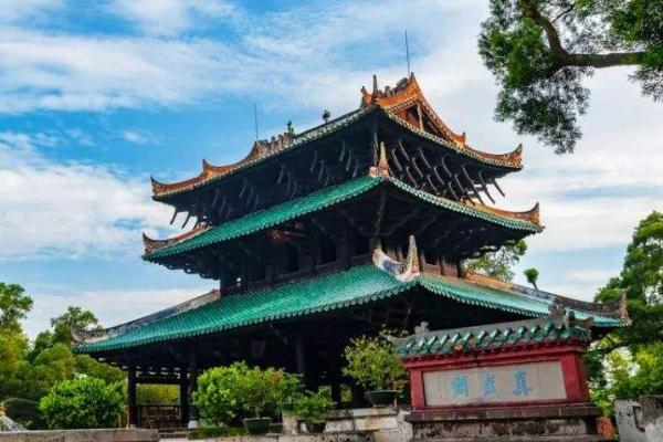 容州古城在哪 容州古城旅游攻略