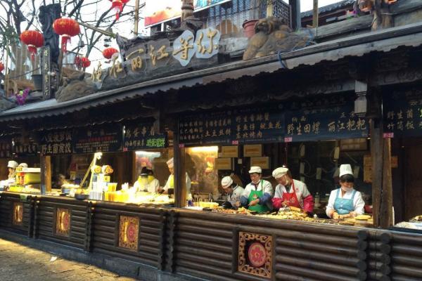 麗江有哪些美食街巷和特色美食