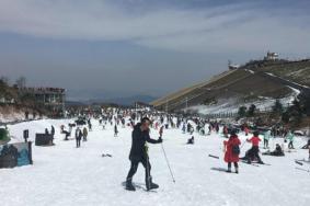 上海周邊滑雪場有哪些 上海周邊最好的滑雪場